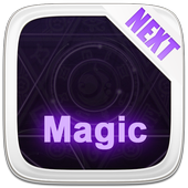 3D Magic Next Launcher Theme