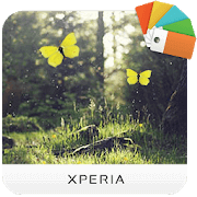 Magical Spring Theme XPERIA