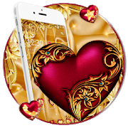 Luxury Royal Heart Theme